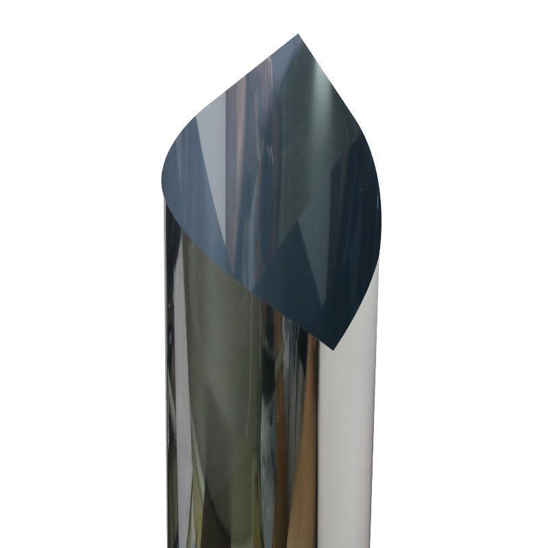 销售阳光房玻璃隔热膜单向  防晒膜遮光膜