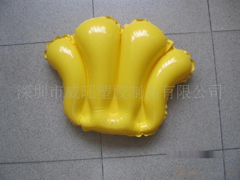 厂家供应 PVC充氣公仔