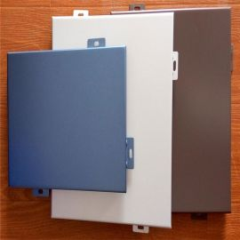 厂家直销来图纸定制铝单板 碳真实漆面幕墙装饰铝单板