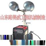 工程照明車廠家 工程照明車品牌 山東路得威 RWZM21C手推式照明車