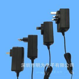 供应插墙式36W开关电源适配器 各类认证齐全