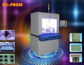 三创全自动COB封胶机SC-FB520