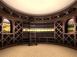 酒窖设计,酒窖设计注意事项,酒窖装修设计
