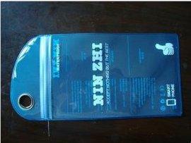 厂家供应 pvc手机防水袋  pvc手提袋  pvc服装袋 pvc挂钩袋