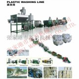 PP/PE薄膜回收清洗線、編織袋回收清洗線