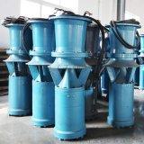 大流量排水選什麼泵---中吸軸流泵