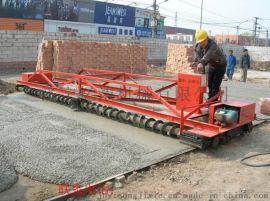 简易混凝土三辊轴 修建路面水泥摊铺机 提浆震动滚筒