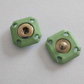 纽扣/金属钮扣/20mm圆形家纺彩色尼龙啪钮
