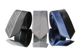 纳米时尚窄领带 结婚新郎伴郎休闲韩版小领带 5公分商务细领带