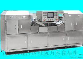 中国产量**的蛋卷机厂家在哪,江门市万胜食品机械厂生产四头蛋卷机