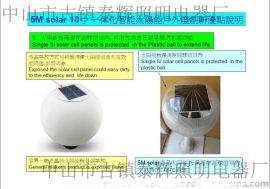 專業生産智能太陽能路燈