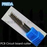 0.3MM-4M进口钨钢雕刻机PCB铣刀电路板开粗皮涂层玉米铣刀