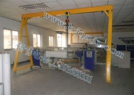 北京2吨起重龙门架简易式移动龙门架1吨3吨5吨龙门吊