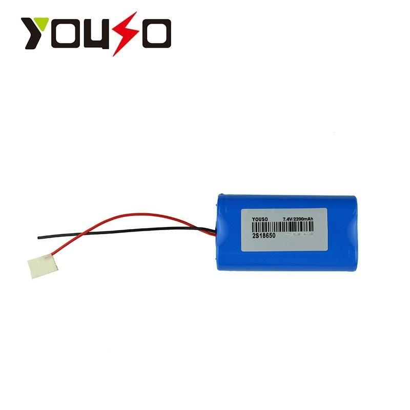 7.4V2200mAh三星18650锂电池组LED灯