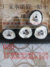 安徽昌普一體化伴熱管KDB/BWG-0-A2F8-B2F6-150-E