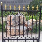 歐式鑄鐵圍牆欄 結實大氣美觀鑄鐵工藝護欄
