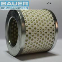 德国宝华滤芯N70压缩机空气滤芯 粉尘滤芯 除尘滤芯 空压机滤芯