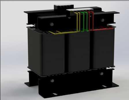 上海盖能电气(隔离变压器)SG三相干式变压器