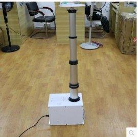 晶固内走线投影机电动天花升降器推杆式/摄像头遥控竹节式翻转器