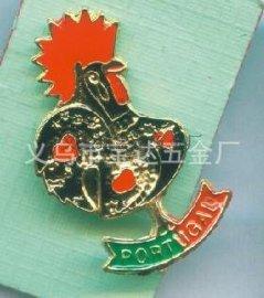 供应葡萄牙公鸡钥匙扣小挂件 钥匙扣定制 挂饰 摆饰工艺品
