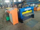 本公司专业生产实心轴840型彩钢单板压瓦机