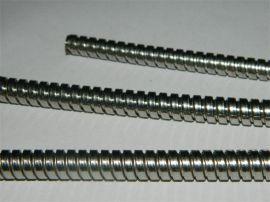 宝鸡福莱通FSS-I不锈钢软管,双层不锈钢带绕制穿线管
