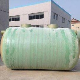 玻璃钢化粪池 玻璃钢生物化粪池 环保化粪池 家用化粪池 手糊化粪池