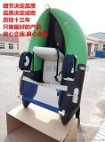 单人钓鱼船皮筏艇路亚船气垫船PVC充气钓鱼船