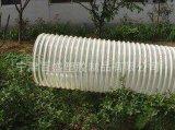 厂家直销磨损型物料输送软管PU塑筋软管