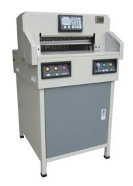 万德牌 (WD-4606R)程控电动切纸机