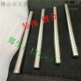 不锈钢螺纹管 镀金罗纹管 旋转木马专用螺纹管 不锈钢管加工花纹