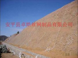 镀锌铁丝网,客土喷播镀锌铁丝网,客土喷播挂网,岩石边坡绿化