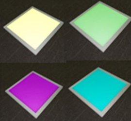 方形、长形、圆形LED平板灯
