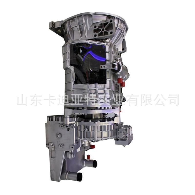 重汽系列变速箱 新斯太尔 法士特6DSQX180TA 变速箱 图片 厂家