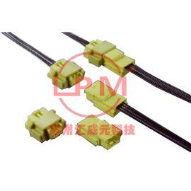 苏州汇成元供应JAE MX10-4PCR 原厂车用连接器