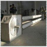 管链输送机刮板运行平稳粉体料管链机散料输送机