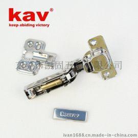 304不锈钢缓冲液压铰链 脱卸式五金 家具柜门合页 K304H