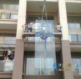 廣州市高層幕牆玻璃開窗維修更換安裝