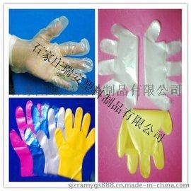 一次性薄膜手套  质量制造商