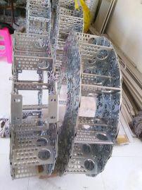 深圳TLG17  型钢制拖链机床  链电缆保护链厂家直销新品