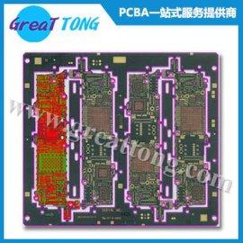 PCB电路板抄板打样服务公司,深圳宏力捷品质**