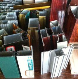 新裕东厂家供应隔热断桥门窗类铝型材