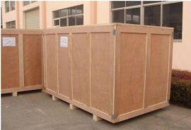 深圳惠州大型出口免检木箱生产厂家现场组装 免熏蒸木箱包装