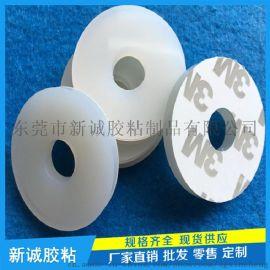 工厂定制透明硅胶垫 防滑背胶脚垫 自粘硅胶垫 硅胶垫圈 硅胶垫片