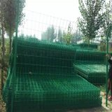 优盾围山圈地钢丝网护栏  内蒙古护栏网厂家