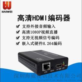 海威H8110 视频会议编码器 网络编码器