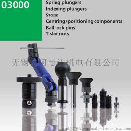 norelem 弹簧柱塞 03000 中国区代理商