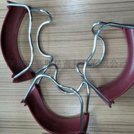 不锈钢线折弯 304弹簧线折弯 五金挂钩折弯五金挂钩折弯