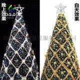 大型圣诞树厂家 户外圣诞树批发 商场酒店圣诞必选
