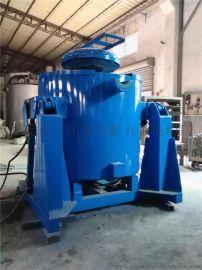 自动倾倒铝液溶解保温炉 GR3-400B倾翻式熔炉